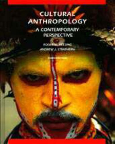 9780030475825: Cultural Anthropology: A Contemporary Perspective (Third Edition)