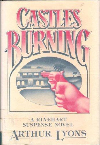 Beispielbild für Castles Burning (A Rinehart Suspense Novel) zum Verkauf von Once Upon A Time Books