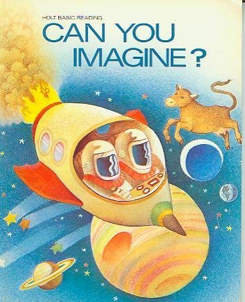 9780030477867: Can you imagine?