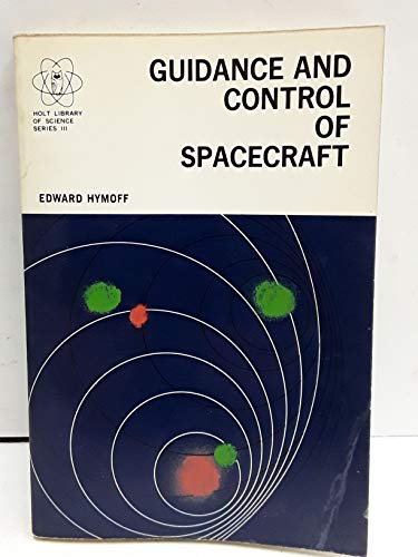 9780030482052: Guidance and Control of Spacecraft (Library of Science)