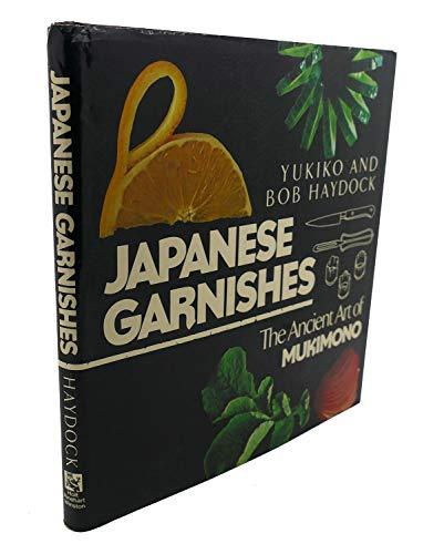 9780030482366: Japanese Garnishes: The Ancient Art of Mukimono