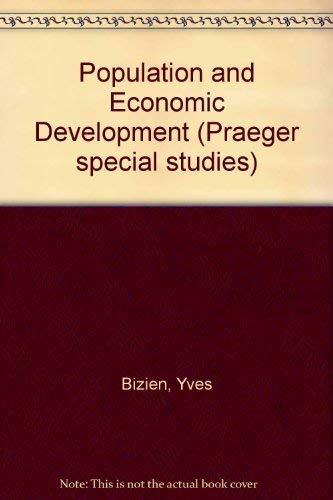 9780030488962: Population and Economic Development