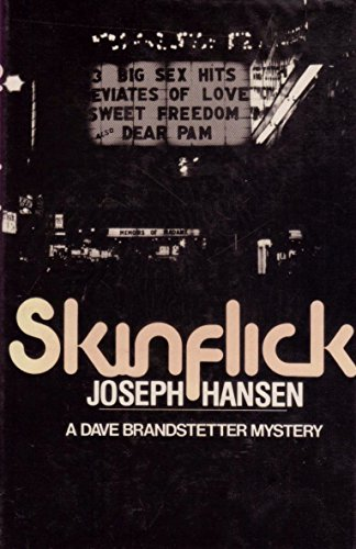 9780030489310: Skinflick: A Dave Brandstetter Mystery