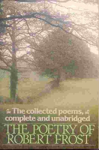 9780030491269: Poetry of Robert Frost