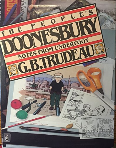 9780030491665: The People's Doonesbury: Notes from Underfoot