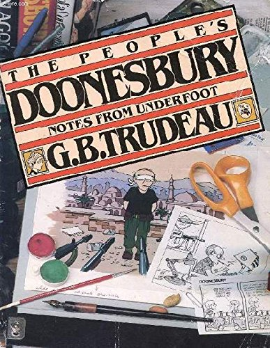 9780030491719: The People's Doonesbury: Notes from Underfoot