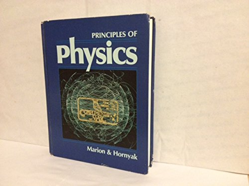 9780030494819: Principles of physics (Saunders golden sunburst series)