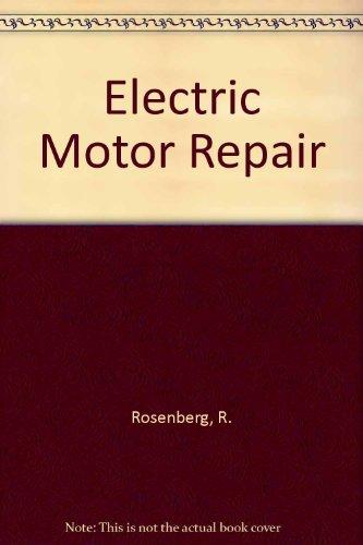 9780030496615 Electric Motor Repair