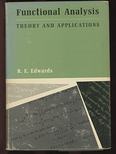 9780030505355: Functional Analysis: Theory and Applications