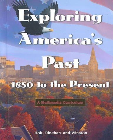 9780030505522: Exploring America's Past