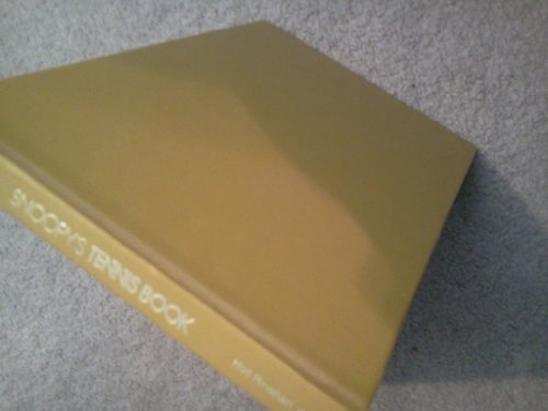 9780030505812: Snoopy's Tennis Book