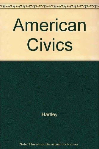 9780030506444: American Civics