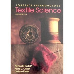 9780030507236: Joseph's Introductory Textile Science