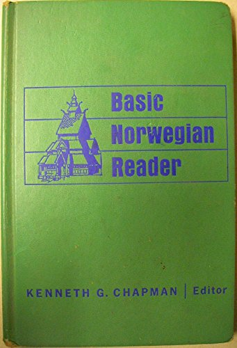 9780030508554: Basic Norwegian Reader