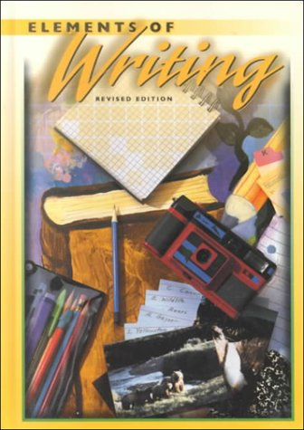 9780030508585: Holt Elements of Writing: Student Edition Grade 6 1998