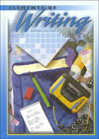 9780030508622: Holt Elements of Writing: Student Edition Grade 7 1998