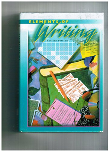 9780030508684: Elements of Writing, Revised Edition, 5th  Course