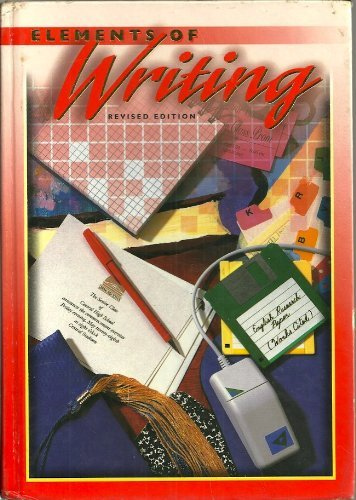 9780030508691: Elements of Writing, Complete Course
