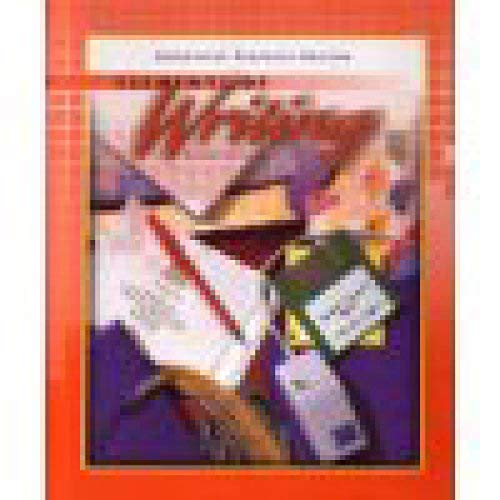 Elements of Writing Annotated Teacher's Edition Revised: John E. Warriner,