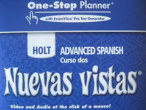 9780030509391: Nuevas Vistas: One-Stop Course 2