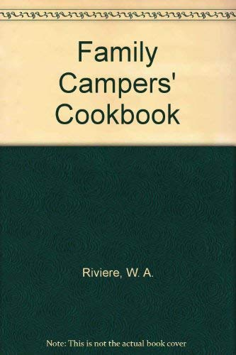 9780030510700: Family Campers' Cookbook