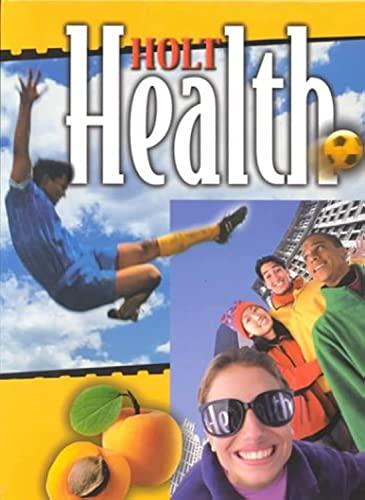 9780030511233: Holt Health