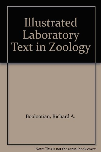 9780030511769: Illustrated Laboratory Text in Zoology