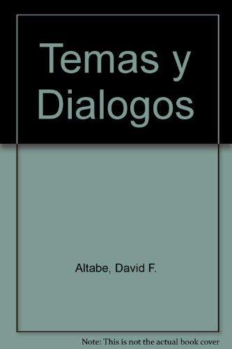 9780030512711: Temas y Dialogos (Spanish Edition)