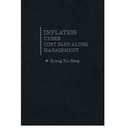 Inflation Under Cost Pass-Along Management