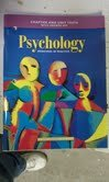 9780030513787: Psychology: Principles in Practice- Chapter & Unit Tests