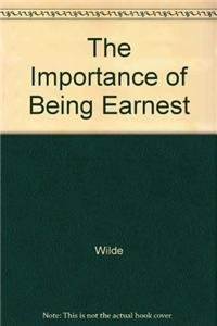 9780030515088: The Importance of Being Earnest