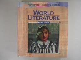 9780030515187: World Literature (Revised Edition / 1998), Teacher Edition