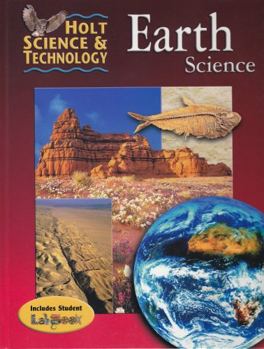 9780030519536: Holt Science & Technology: Student Edition Earth Science 2001