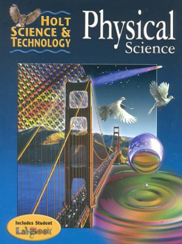 9780030519574: Holt Science & Technology:  Physical Science