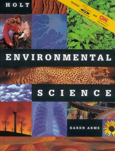 9780030520198: Holt Environmental Science: Student Edition Grades 9-12 2000