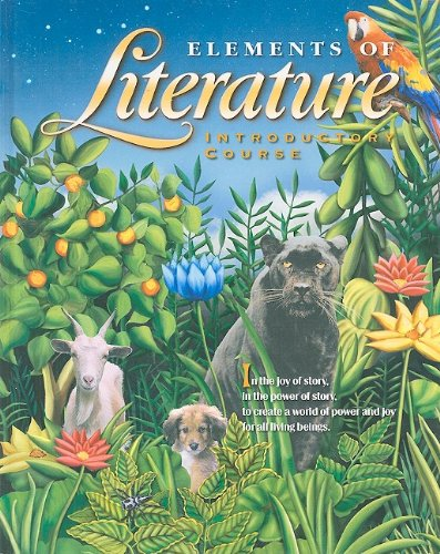 9780030520570: Holt Elements of Literature: Student Edition Grade 6 2000