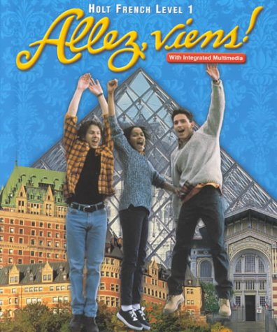 9780030520792: Holt Allez, Viens!: Student Edition Level 1 2000