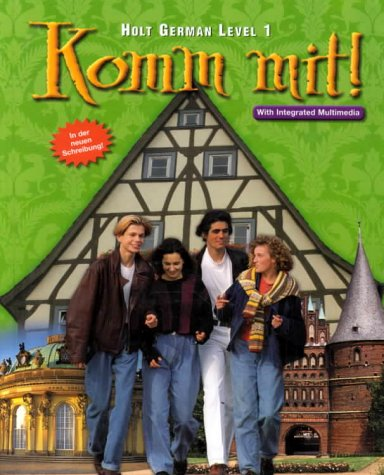 9780030520846: Holt Komm Mit!: Student Edition Level 1 2000