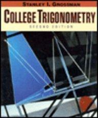 9780030521690: College Trigonometry