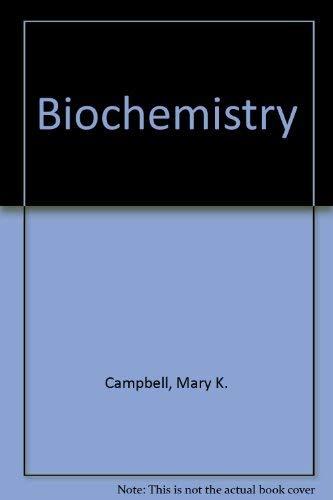 9780030522130: Biochemistry