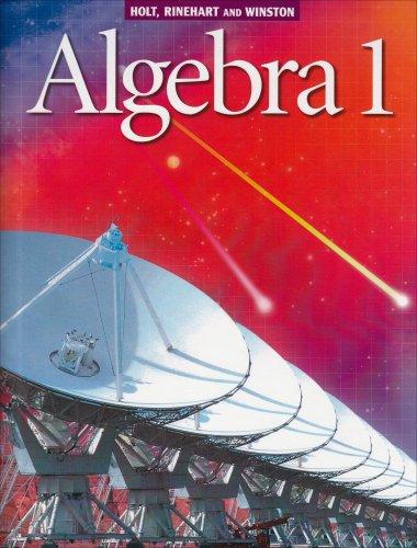 Algebra 1: James E. Schultz,