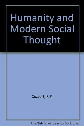 9780030525216: 20th Century Social Thought