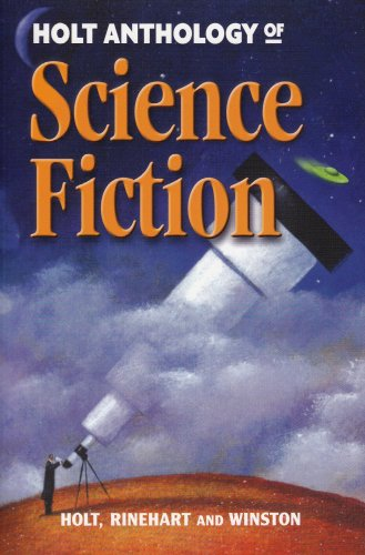 9780030529474: Holt Science & Technology: Anthology of Science Fiction