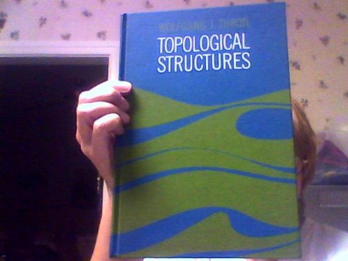 9780030531408: Topological Structures