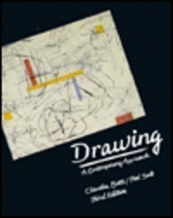 9780030531477: DRAWING: A CONTEMPORARY APPROACH, 3/E