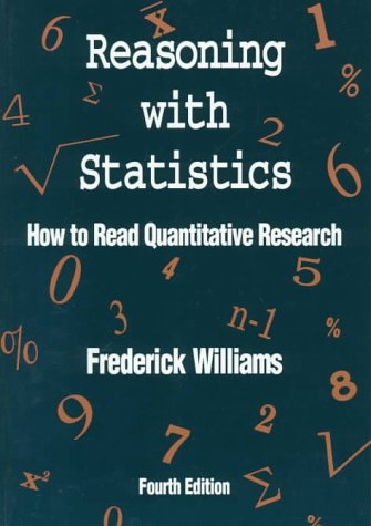 9780030531583: Reasoning With Statistics: How to Read Quantitative Research
