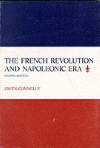 9780030533297: The French Revolution: Napoleonic Era