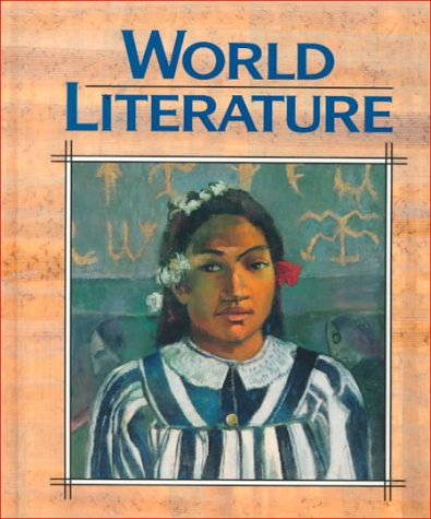 9780030536083: World Literature