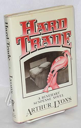 Beispielbild für Hard Trade (Rinehart Suspense Novel) zum Verkauf von Wonder Book