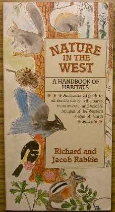 9780030536663: Nature in the West : A Handbook of Habitats